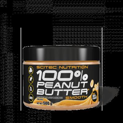 100% PEANUT BUTTER – Scitec Nutrition – 500g