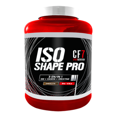ISO SHAPE PRO CF7 – Whey 3 en 1