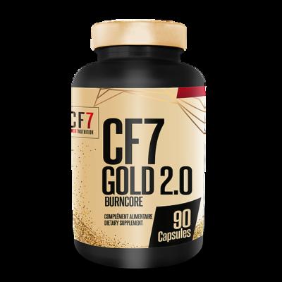 Gold 2.0 CF7 – Brûleur de graisse