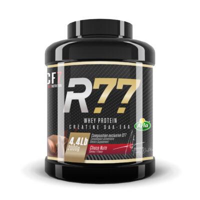 R77 WHEY PROTÉINE + CRÉATINE DAA + EAA