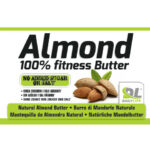 ALMOND 100% FITNESS BUTTER – Daily Life – 250g