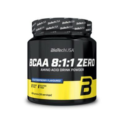 BCAA 8:1:1 ZERO – BioTech USA – 250g