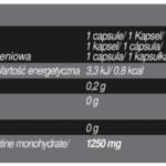 Créatine 1250 Méga Caps – Olimp Sport Nutrition