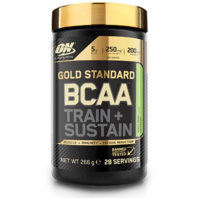 GOLD STANDARD BCAA – Optimum Nutrition – 266g