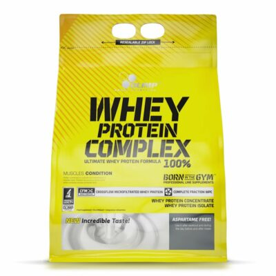WHEY PROTEIN COMPLEX 100% – Olimp Sport Nutrition