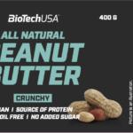 PEANUT BUTTER – BioTech USA