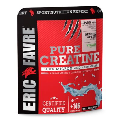 PURE CREATINE – Eric Favre – 500g