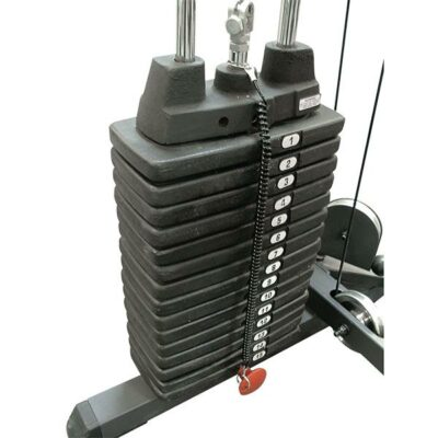 Body-Solid Poids Optionnel de 67.5 kg Pour Rack GPR400