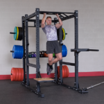Body-Solid Option Power Rack Multi Chin-Up